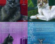 Composite of four cards