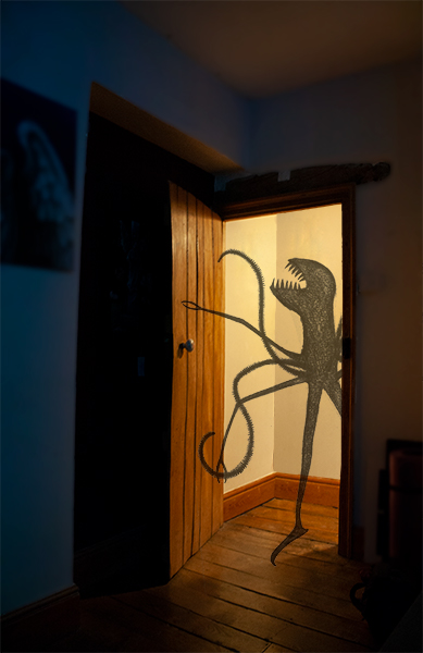 Visitors of the Night: Tentacled Mischief